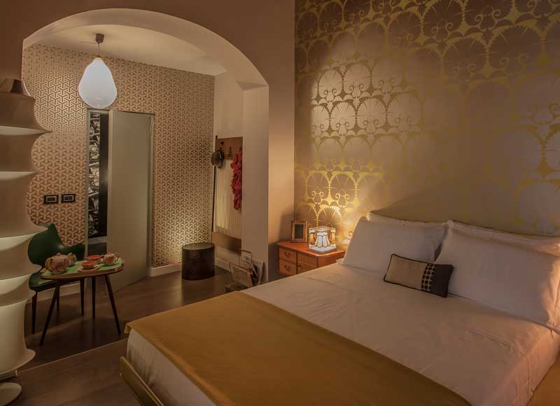 suite elegante al centro di roma 1960 piazza di spagna bed and breakfast romantico